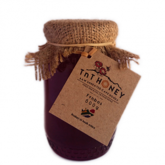 Fynbos Raw Honey